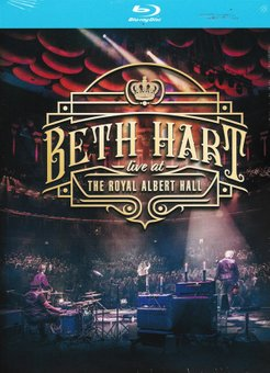 BETH HART - LIVE FROM ROYAL ALBERT HALL на BLU-RAY диске Основное Фото №1