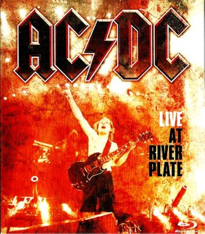 AC/DC – Live At River Plate на Blu-ray диске Основное Фото №1