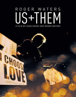 ROGER WATERS - US + THEM на BLU-RAY диске Основное Фото №1