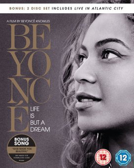 Beyoncé -Life Is But a Dream (2Blu-ray) на DVD диске Основное Фото №1