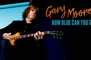 Новый альбом Gary Moore How Blue Can You Get на Vinyl и CD